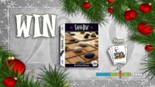 Holiday Giveaways 2019 – Shobu by Smirk & Laughter Games