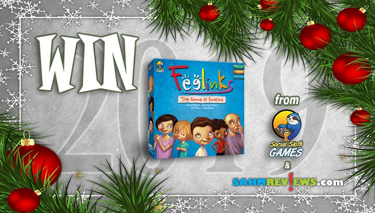 Holiday Giveaways 2019 – Feelinks by Social Sloth Games