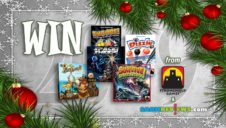 Holiday Giveaways 2019 – Five Game Prize Package by Stronghold Games