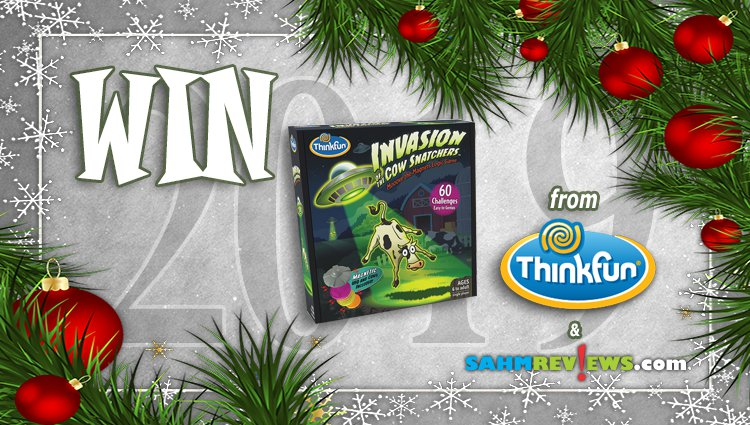 Holiday Giveaways 2019 – Invasion of the Cow Snatchers by ThinkFun