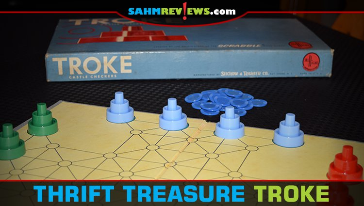 Thrift Treasure: Troke Castle Checkers
