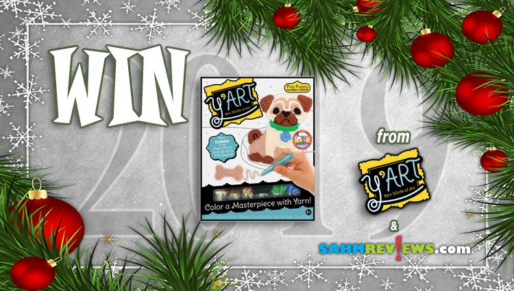 Holiday Giveaways 2019 – Y'Art Craft Kit by Kahootz Toys