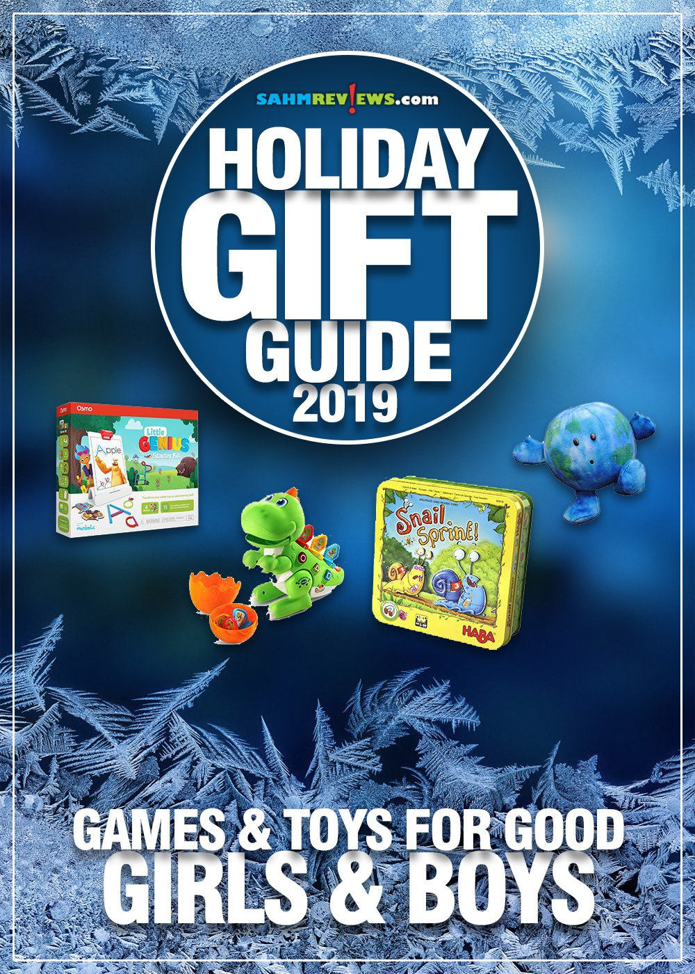 So many choices for young kids in the toy & game aisle. These are our picks for gifts that will certainly please! Check out our Toys & Games for Younger Kids Gift Guide! - SahmReviews.com