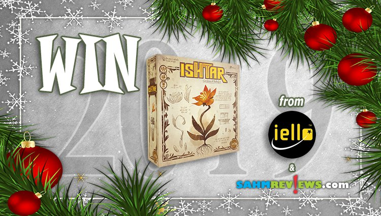 Holiday Giveaways 2019 – Ishtar by iello