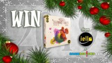 Holiday Giveaways 2019 – Legendary Forests by iello