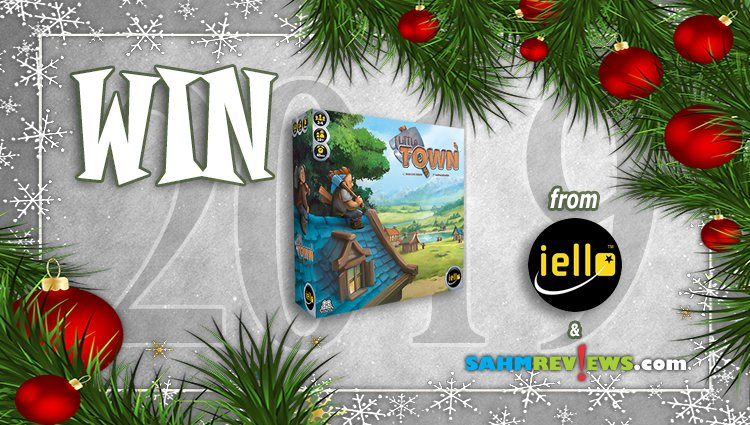 Holiday Giveaways 2019 – Little Town by iello