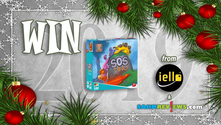 Holiday Giveaways 2019 – SOS Dino by iello