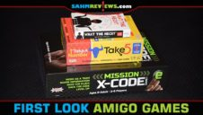 First Look: Amigo Games