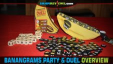 Bananagrams Party and Duel Overview