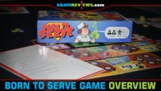 Born to Serve Card Game Overview
