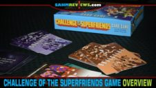 Challenge of the Superfriends Card Game Overview