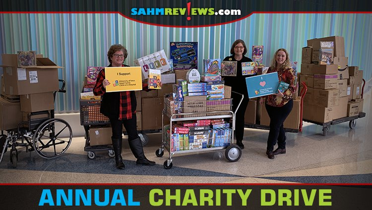 Delivering More Than $16k of Joy From Our Annual Charity Drive