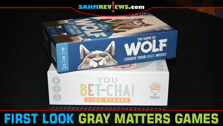 First Look: Gray Matters Games