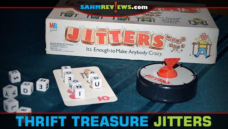 Thrift Treasure: Jitters Word Game
