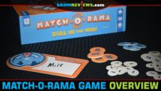 Match-O-Rama Party Game Overview