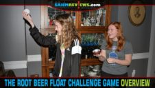 The Root Beer Float Challenge Game Overview