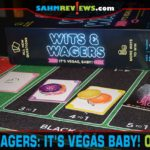 "Wits & Wagers by North Star Games has been on the market for a while, but this new ""It's Vegas Baby!"" edition might be the best one yet! Keep reading ---> SahmReviews.com"
