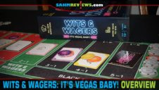 Wits & Wagers: It's Vegas Baby Trivia Game Overview