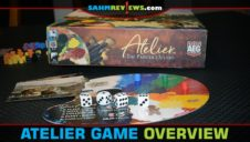 Atelier Board Game Overview