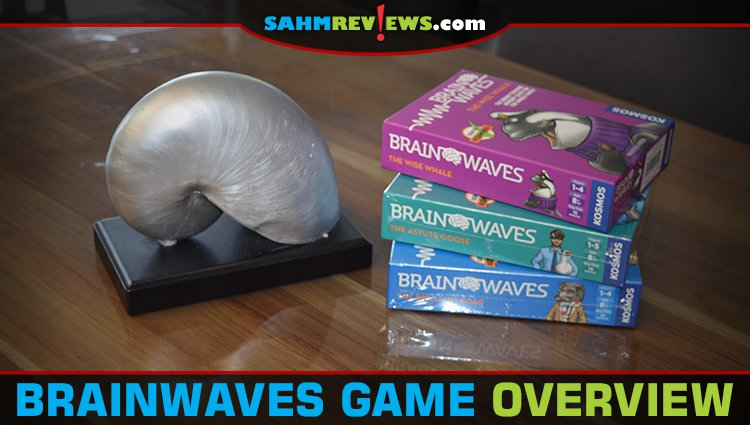 Brainwaves: The Wise Whale Memory Game Overview