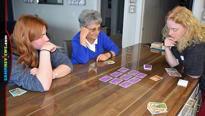 Playing games is a fun way to keep your mind alert. Learn how to play Brainwaves memory games from KOSMOS. They're engaging and fun for wide range of ages. - SahmReviews.com