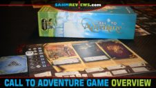 Call to Adventure Card Game Overview