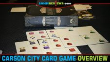 Carson City Card Game Overview