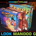 If you enjoy games that are more about the experience rather than the rules, you have to hope these titles from Mandoo Games make it to the U.S.!