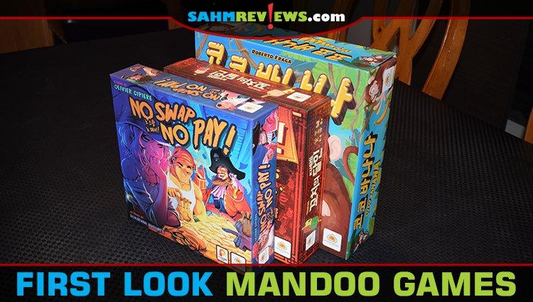 First Look: Mandoo Games