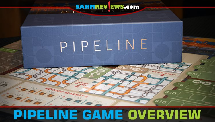 Pipeline Board Game Overview