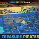 A missing part didn't stop us from picking up Pirates' Gold at our local Goodwill. Hopefully the game play was worth the $2.88 we paid. Find out if it was! - SahmReviews.com