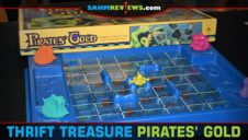 Thrift Treasure: Pirates' Gold Board Game