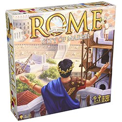 Rome is a popular theme for all types of games. These are the highest-rated games set in Rome and are all must-haves in your collection! - SahmReviews.com