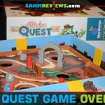 Slide the knight through the obstacles in this labyrinth-style cooperative game. Rear more about Slide Quest from Blue Orange Games. - SahmReviews.com