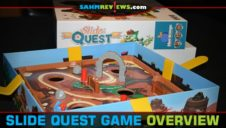 Slide Quest Cooperative Game Overview