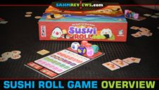 Sushi Roll Dice Game Overview