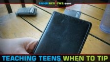 Does Your Teen Know When to Tip?