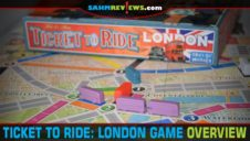 Ticket to Ride London Game Overview