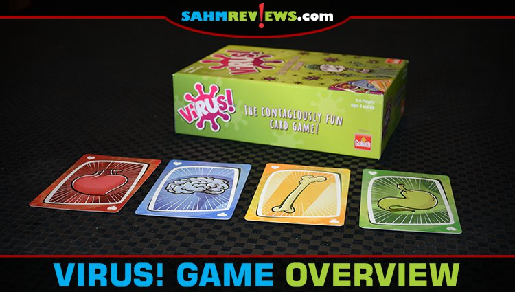 Virus! Card Game Overview