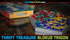 Thrift Treasure: Blokus Trigon