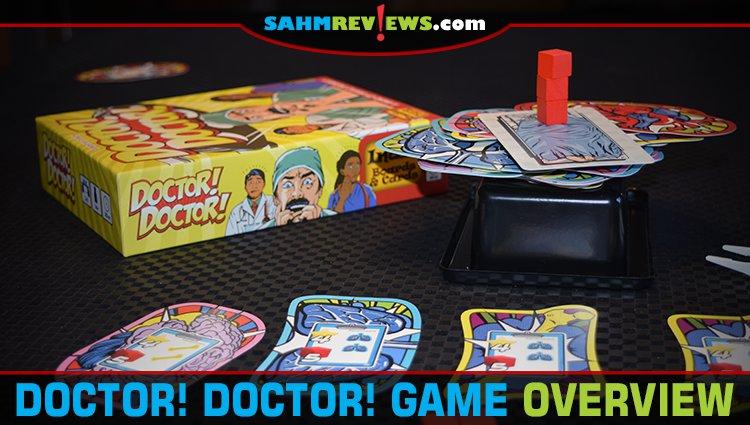 Doctor! Doctor! Dexterity Game Overview