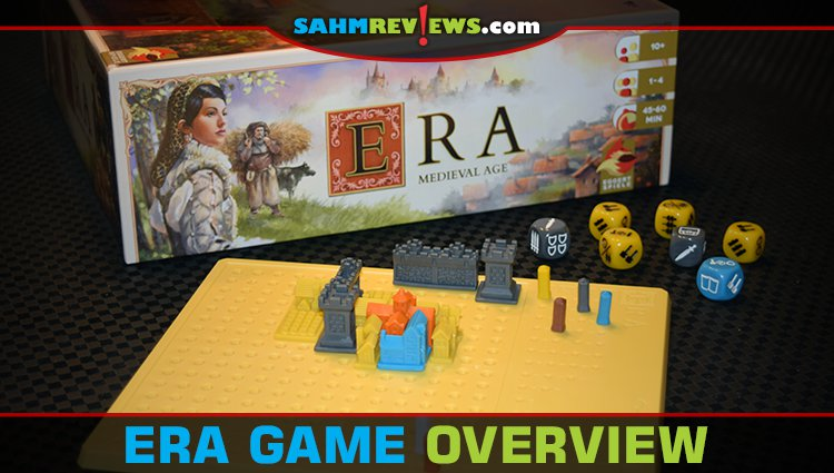 Era: Medieval Age Board Game Overview
