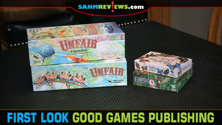 First Look: Good Games Publishing