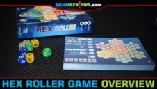 Hex Roller Dice Game Overview