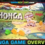 Find out what happens when you don't take care of the saber-toothed tiger in Honga from HABA. - SahmReviews.com