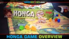 Honga Board Game Overview
