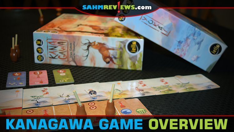 Kanagawa Game & Yokai Expansion Overview