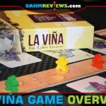 Harvest grapes to fulfill wine contracts and secure the rights to the vineyard in La Vina from Devir Games. - SahmReviews.com