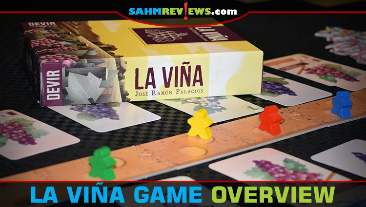 La Vina Card Game Overview