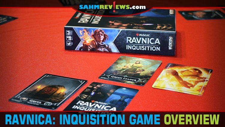 Ravnica: Inquisition Deduction Game Overview